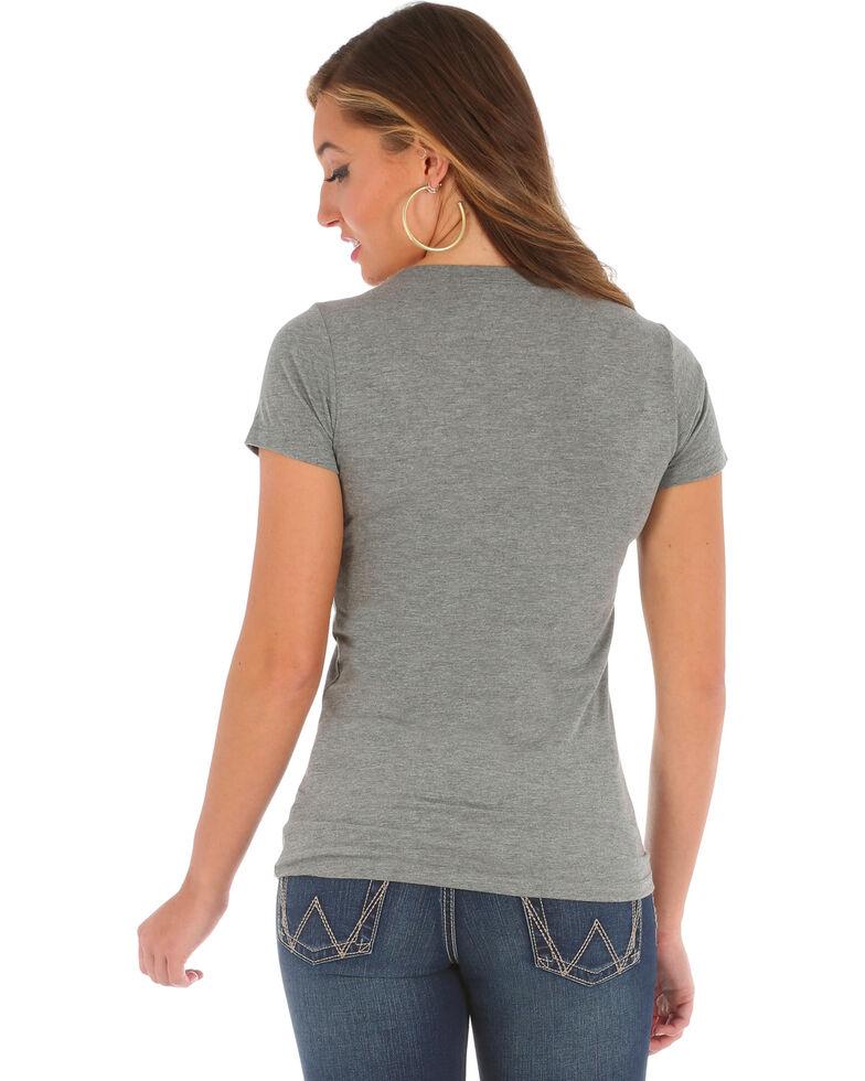 5440ada3cd0 Wrangler Women's Short Sleeve Daddy Graphic Tee