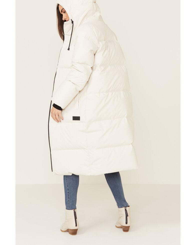 Pendleton Women's Vancouver Down Puffer Parka Coat  , White, hi-res
