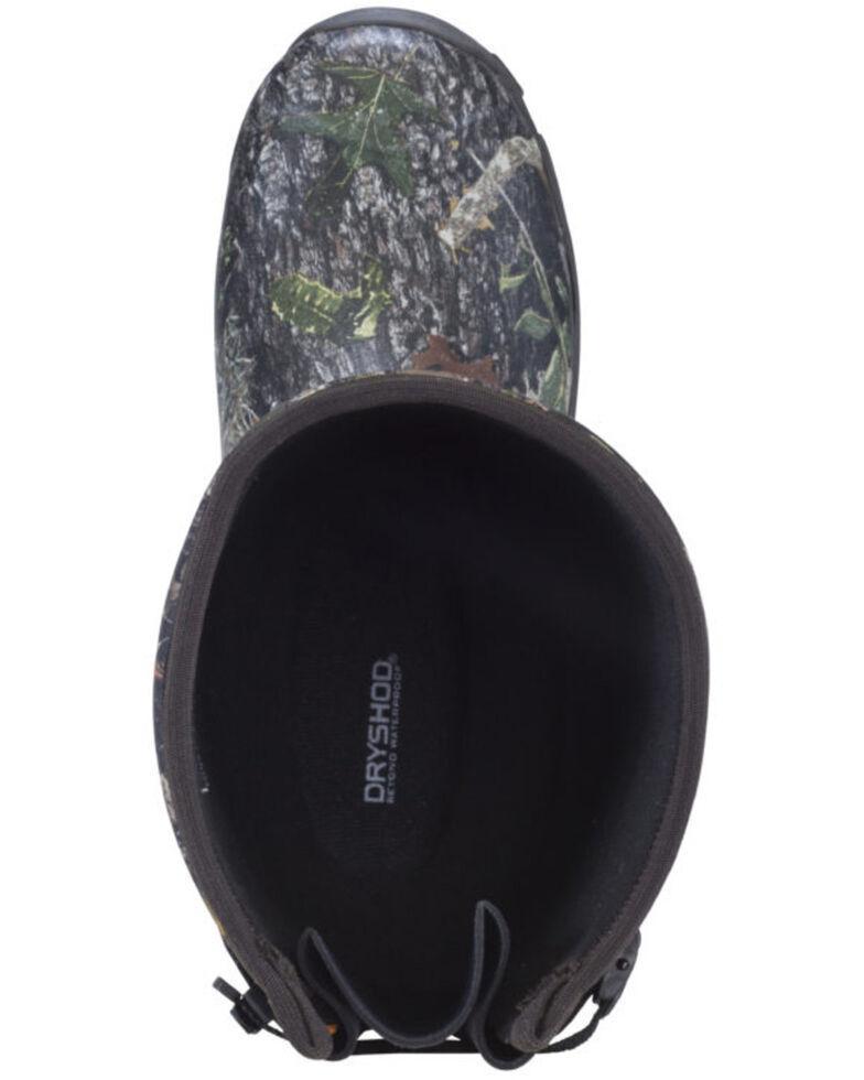 Dryshod Men's NOSHO Gusset XT Hunting Boots, Camouflage, hi-res