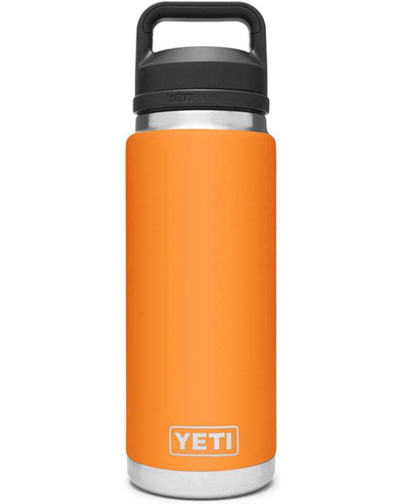 Yeti Rambler 26oz Orange Chug Cap Bottle, Orange, hi-res