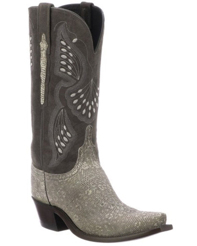 Lucchese Women's Lea Western Boots - Snip Toe, , hi-res