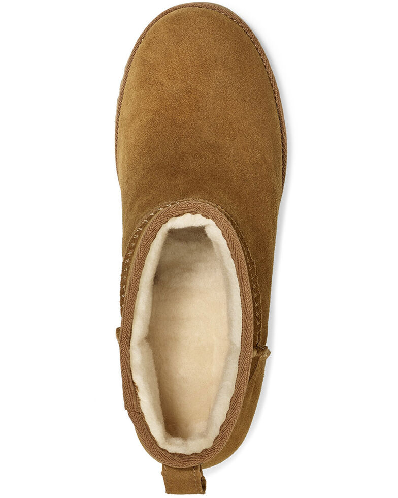UGG Women's Classic Femme Boots - Round Toe, Chestnut, hi-res