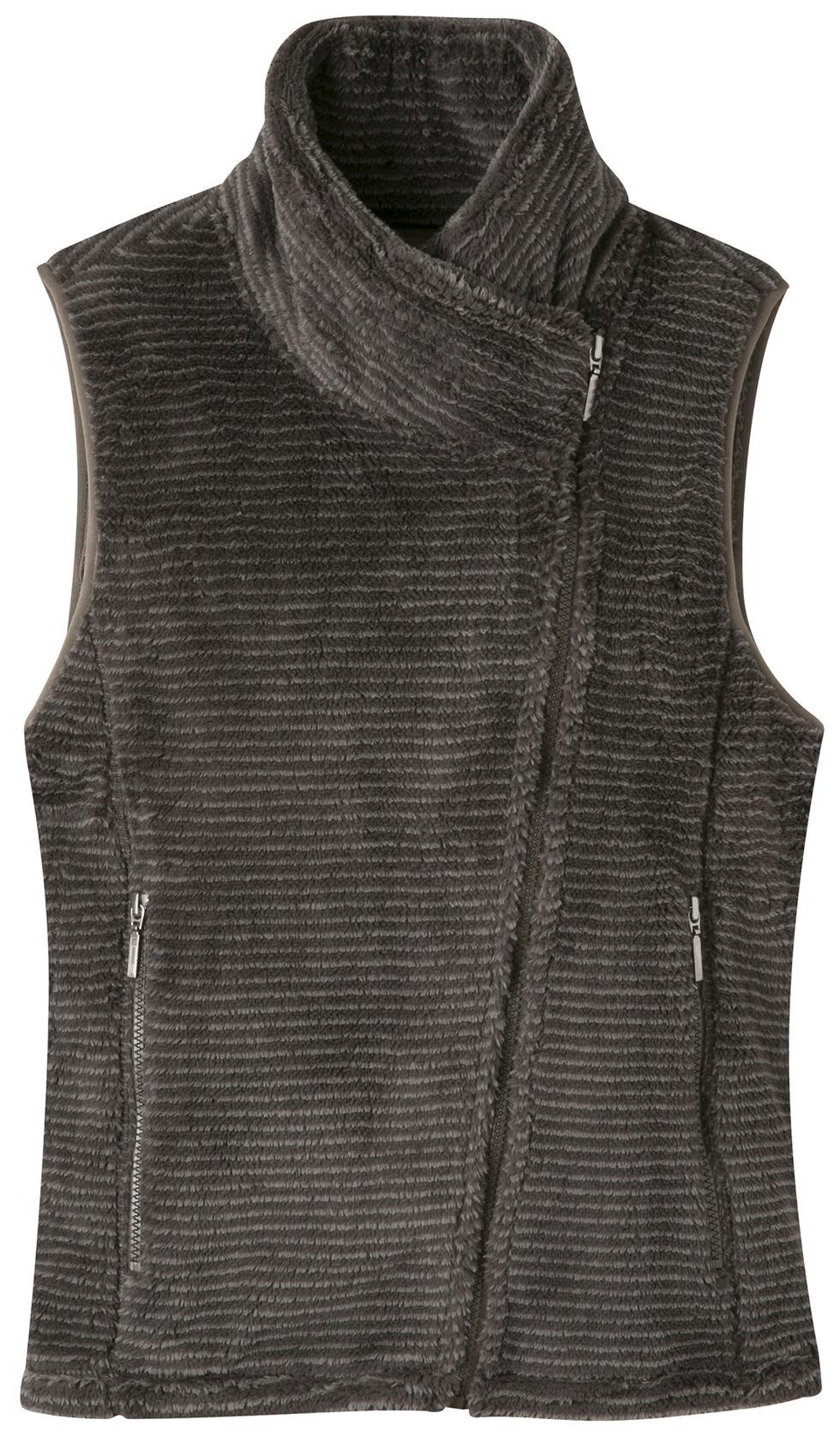 Mountain Khakis Women's Wanderlust Fleece Vest, Brown, hi-res