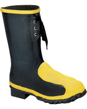 "Lacrosse Men's 12"" Meta-Pac Work Boots - Steel Toe , Black, hi-res"