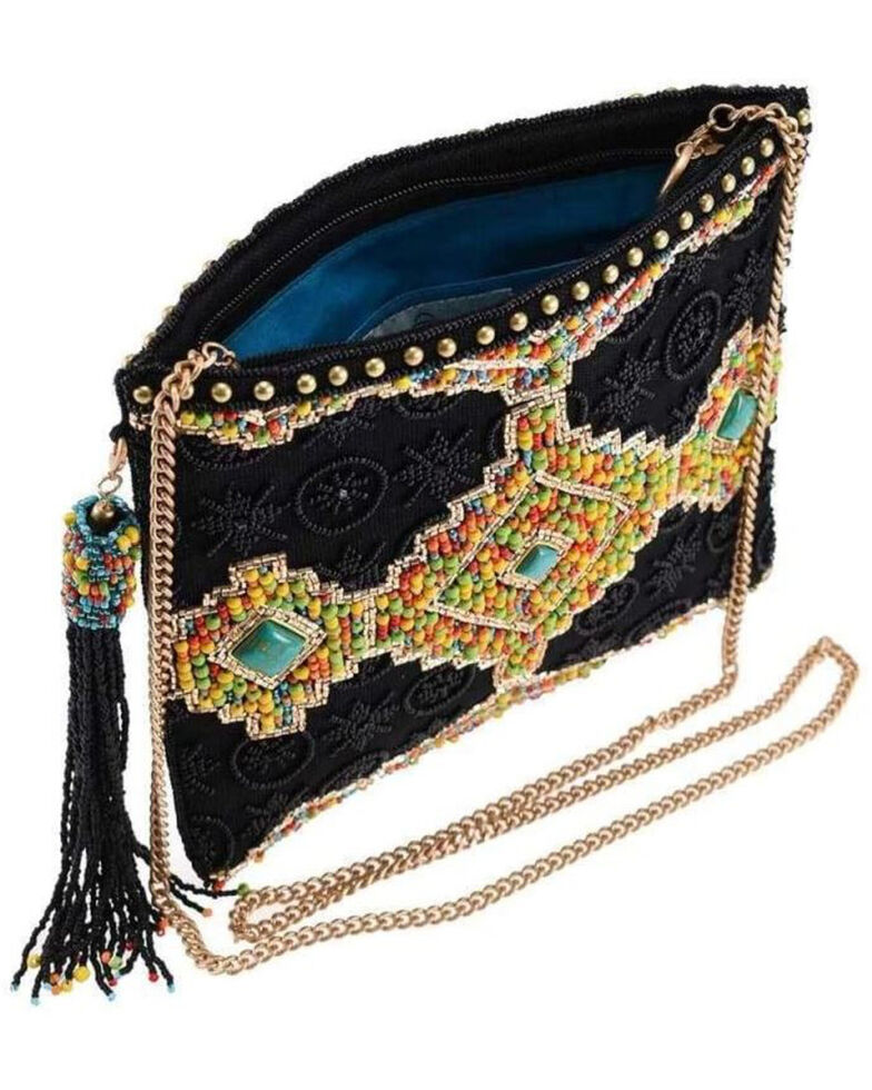 Mary Frances Women's Four Corners Beaded Handbag, Multi, hi-res