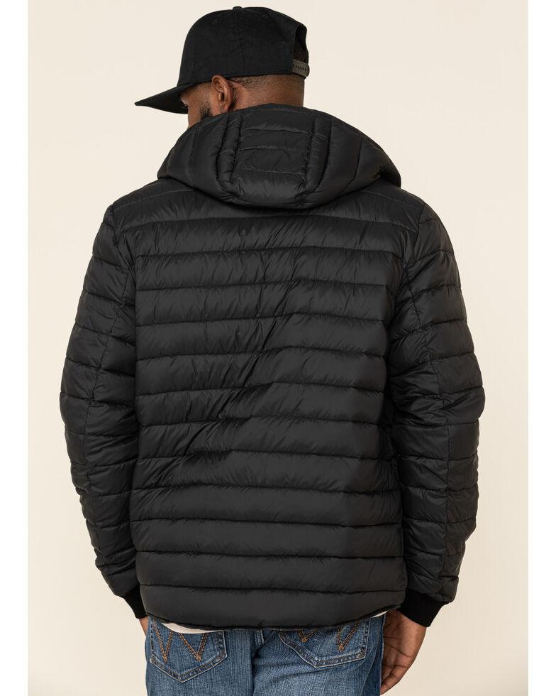 Pendleton Men's Multi Tucson Packable Hooded Reversible Down Jacket , Multi, hi-res
