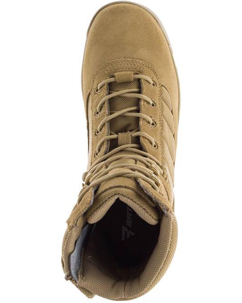 Bates Men's Tactical Sport Military Boots - Soft Toe, Coyote, hi-res