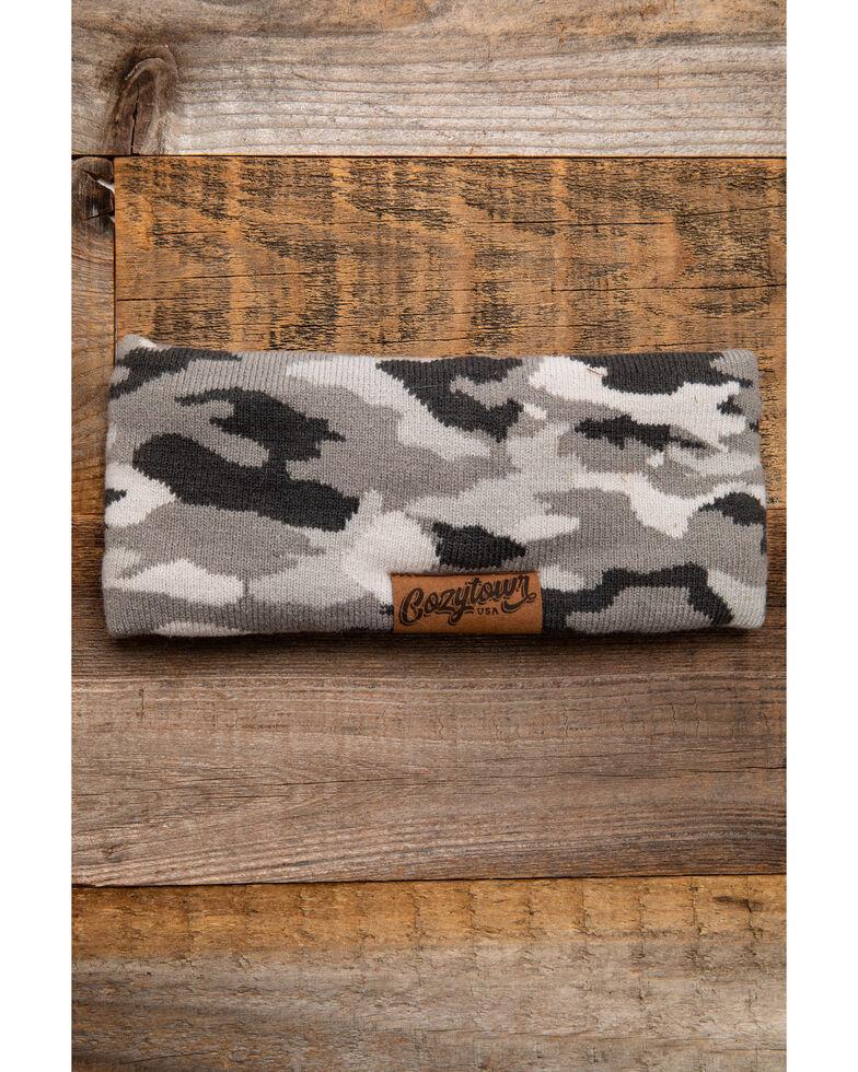Idyllwind Women's Cozytown Camo Earwarmer, Camouflage, hi-res