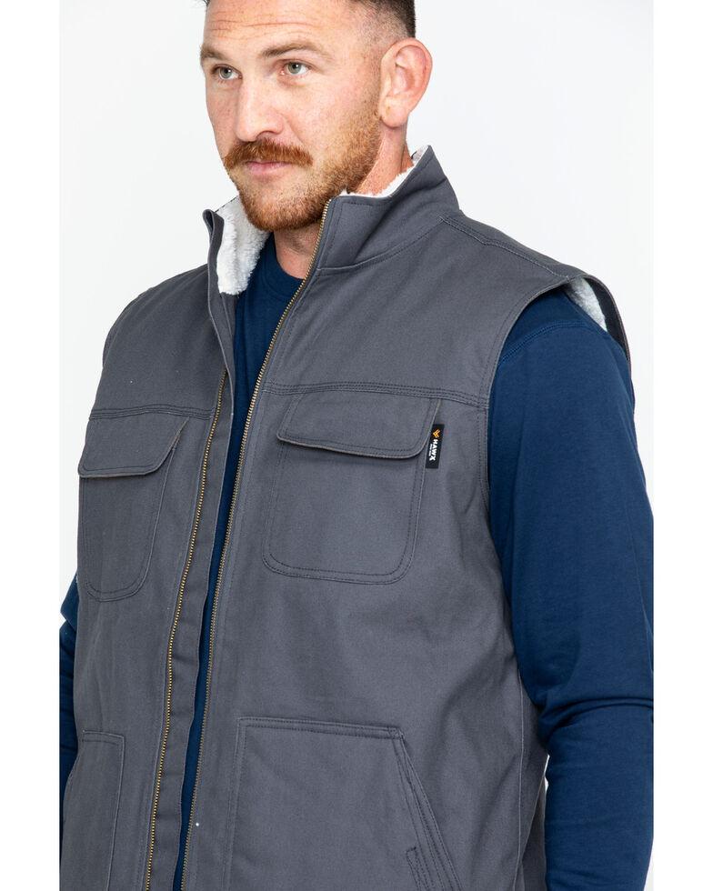 71883f537 Hawx® Men's Canvas Work Vest - Big & Tall