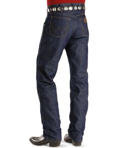 Wrangler 47MWZ Premium Performance Cowboy Cut Rigid Regular Fit Jeans - Tall, Indigo, hi-res