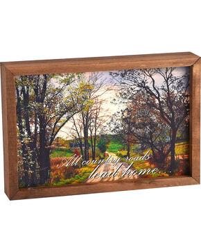 BB Ranch Mini Image Wood Sign  , Multi, hi-res