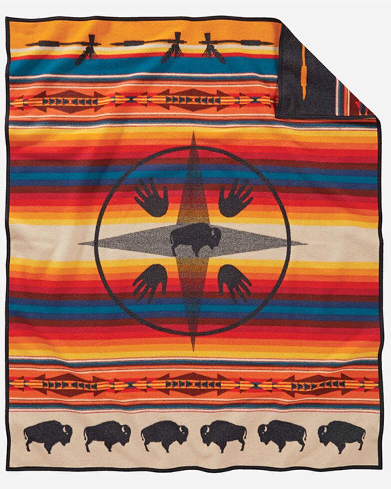 Pendleton Big Medicine Robe Blanket , , hi-res
