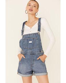 Levi's Women's Vintage Shortalls, Blue, hi-res