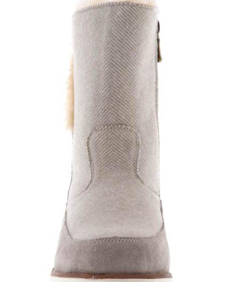 Lamo Footwear Women's Brighton Boots - Moc Toe, Sand, hi-res