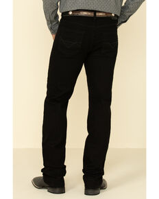 Cody James Men's Night Rider Stretch Stackable Straight Jeans , Black, hi-res