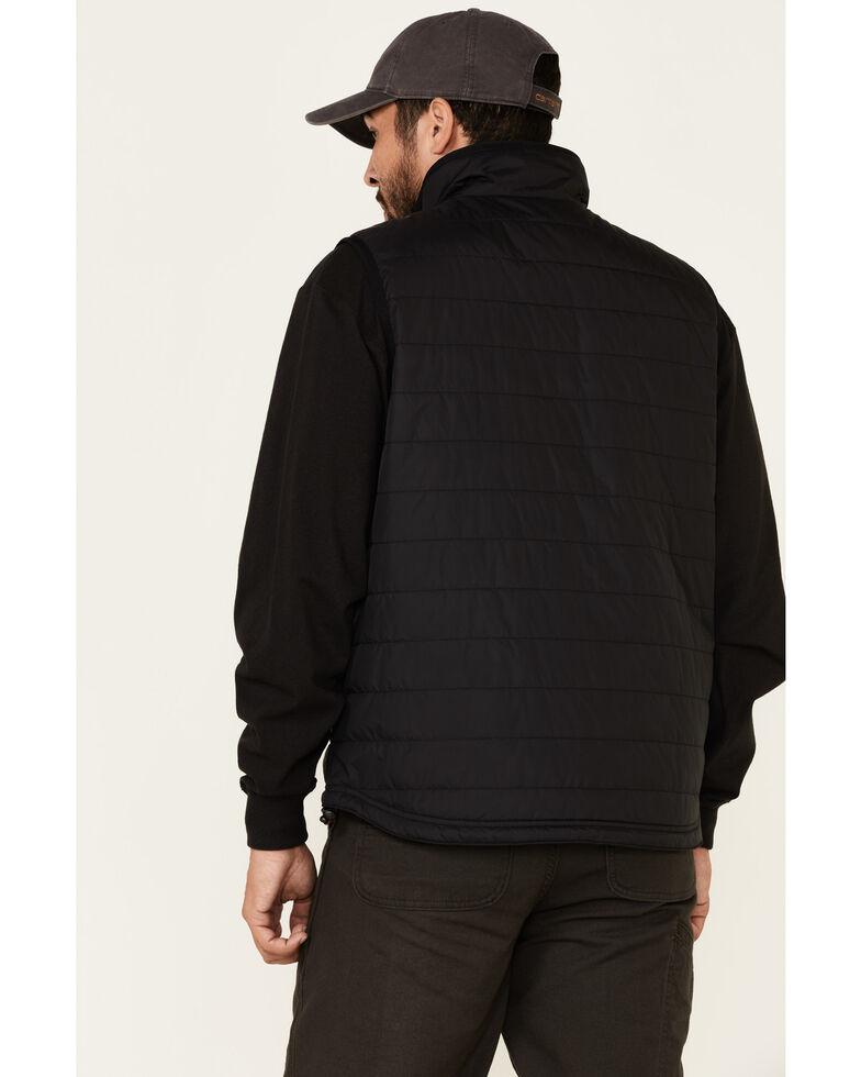 Carhartt Men's Gilliam Work Vest, Black, hi-res