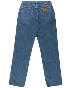 Wrangler Men's Blue FR Cool Vantage Regular Fit Jeans, Blue, hi-res