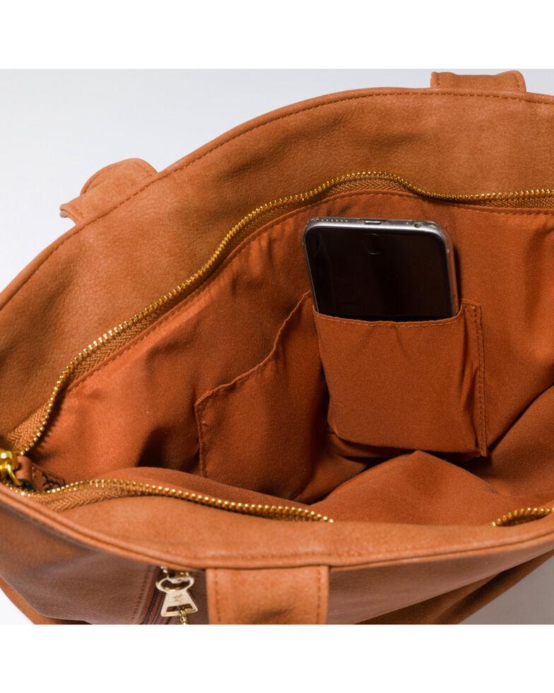 Browning Women's Black Alexandria Conceal Carry Handbag , , hi-res