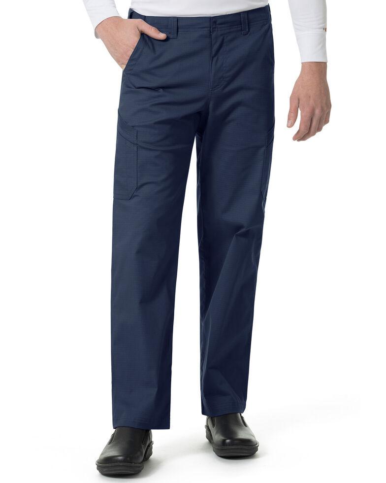 Carhartt Men's Straight Fit Multi Utility Cargo Pants, Navy, hi-res