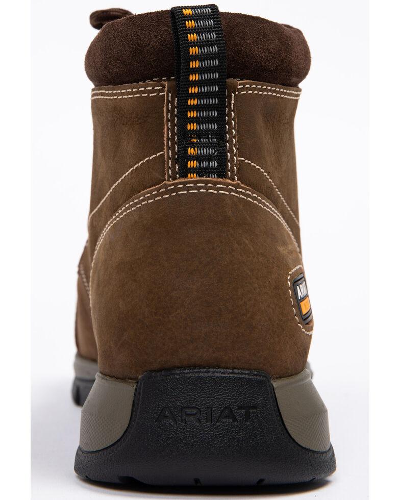 ba1655524c6 Ariat Men's Brown Edge LTE Chukka Boots - Composite Toe