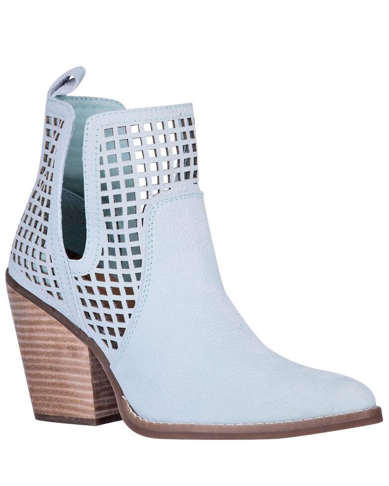 Dingo Women's Stop N' Stare Fashion Booties - Medium Toe, Green, hi-res