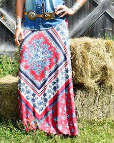 6a563116c2 Tasha Polizzi Women's Wild Rag Skirt