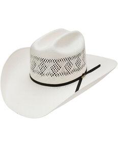 Resistol Men's 20X Coyote Creek Western Straw Hat , Natural, hi-res