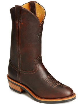 Chippewa Men's Corbel Western Field Boots - Medium Toe, Briar, hi-res