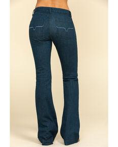 Kimes Ranch Women's Lola Trouser Flare Leg Jeans , Indigo, hi-res