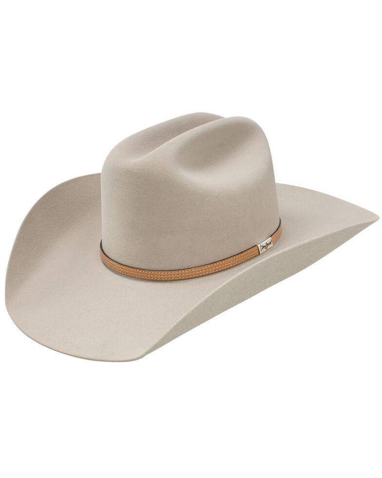 Resistol Men's Colt 6X Fur Felt Western Hat, Camel, hi-res