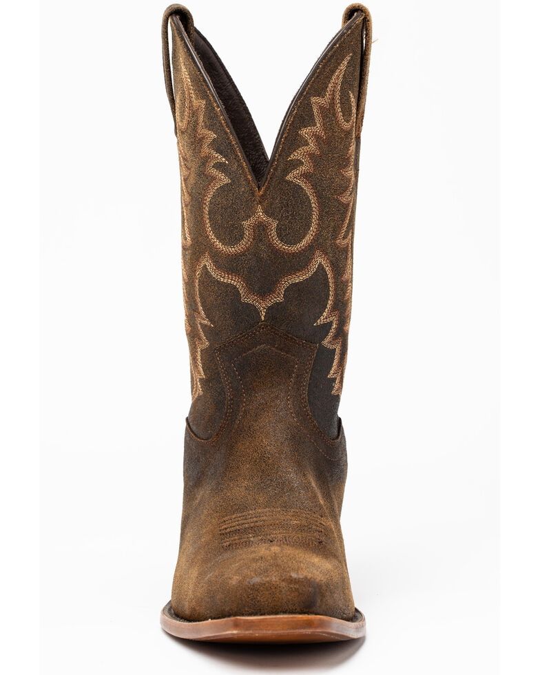 Cody James Men's Ironclad Western Boots - Wide Square Toe, Tan, hi-res