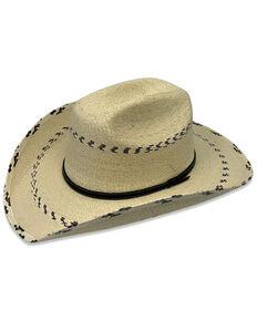 f6e7905816e99 Atwood Kid s Black Pinto Cowboy Hat