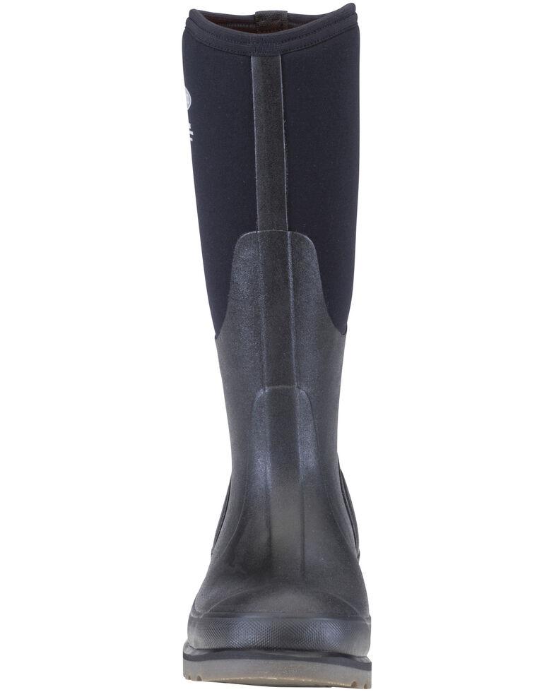 Dryshod Women's Gurley II Work Boots, Black, hi-res