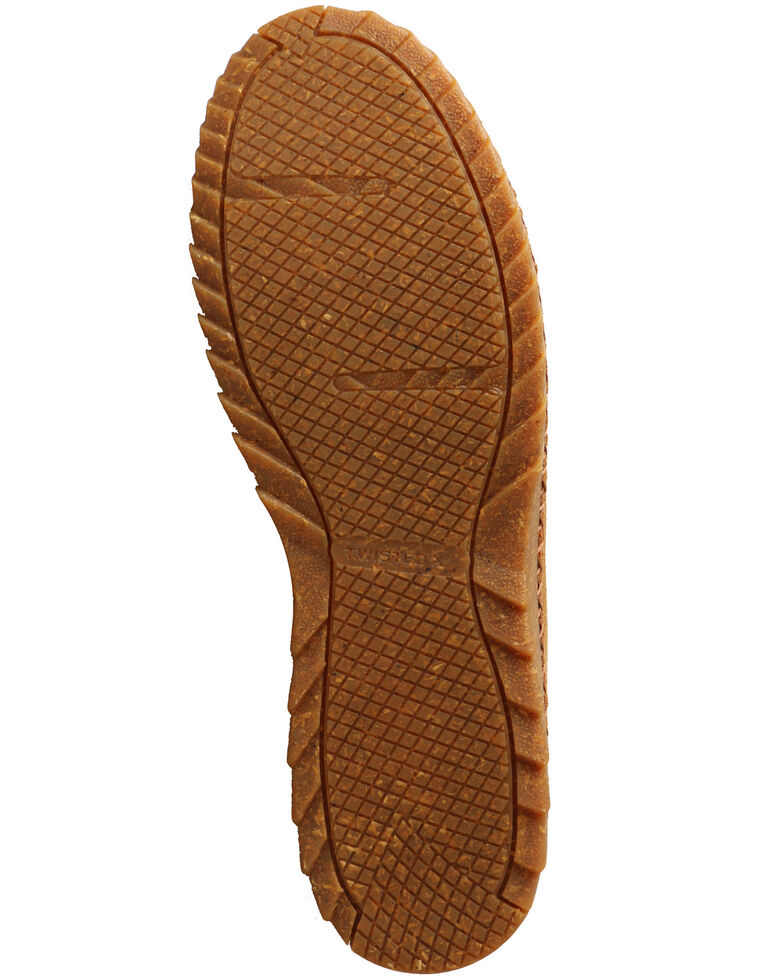 Twisted X Men's Zero-X Chukka Shoes - Moc Toe, Tan, hi-res
