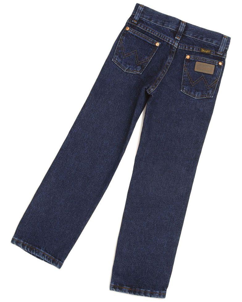 Wrangler Jeans - Cowboy Cut - 8-16, Dark Indigo, hi-res