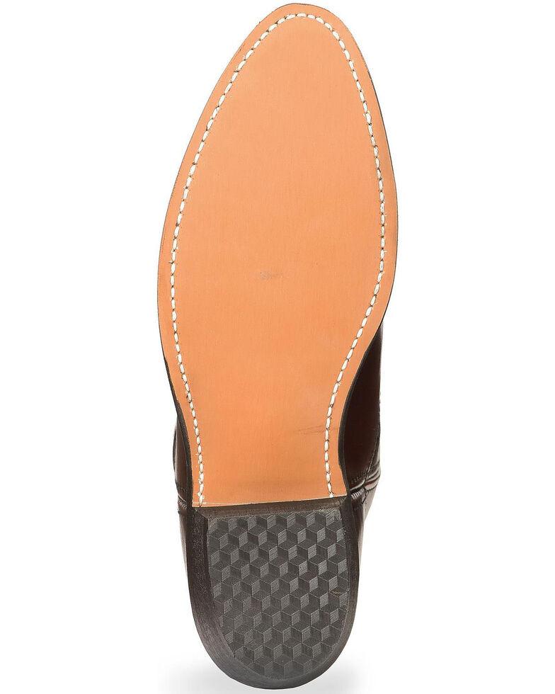 Laredo Men's London Western Boots - Round Toe, Black Cherry, hi-res