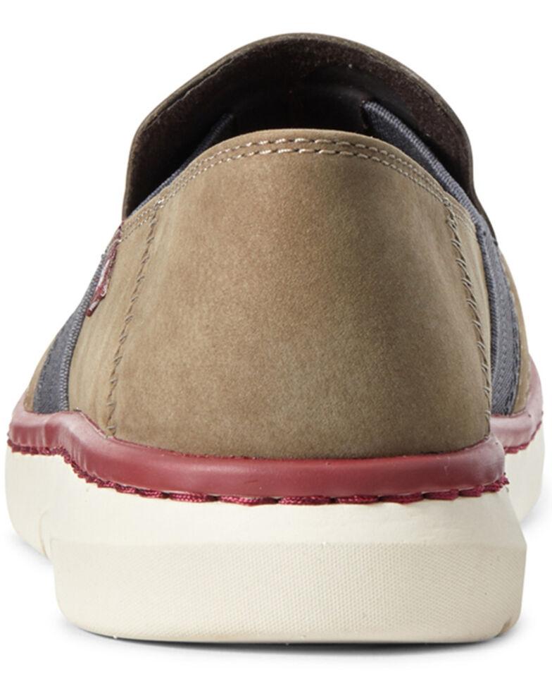 Ariat Women's Ryder Sage Slip-On Shoes, Green, hi-res