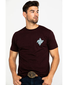 Moonshine Spirit Men's San O.G Graphic T-Shirt , Red, hi-res