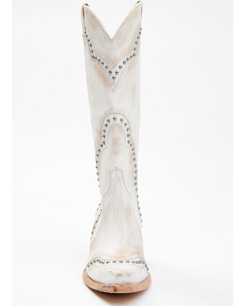 Idyllwind Women's Sinner Western Boots - Snip Toe, White, hi-res