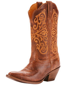 a2b90138a4e Women's Ariat Boots - Country Outfitter