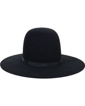 Resistol Men's 10X Tradition Premium Fur Felt Cowboy Hat, Black, hi-res