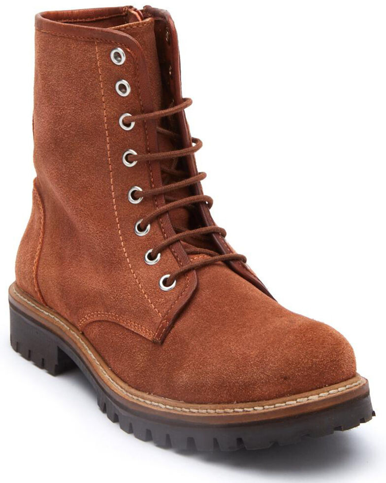 Matisse Women's No Fly Fashion Booties - Round Toe, Brown, hi-res
