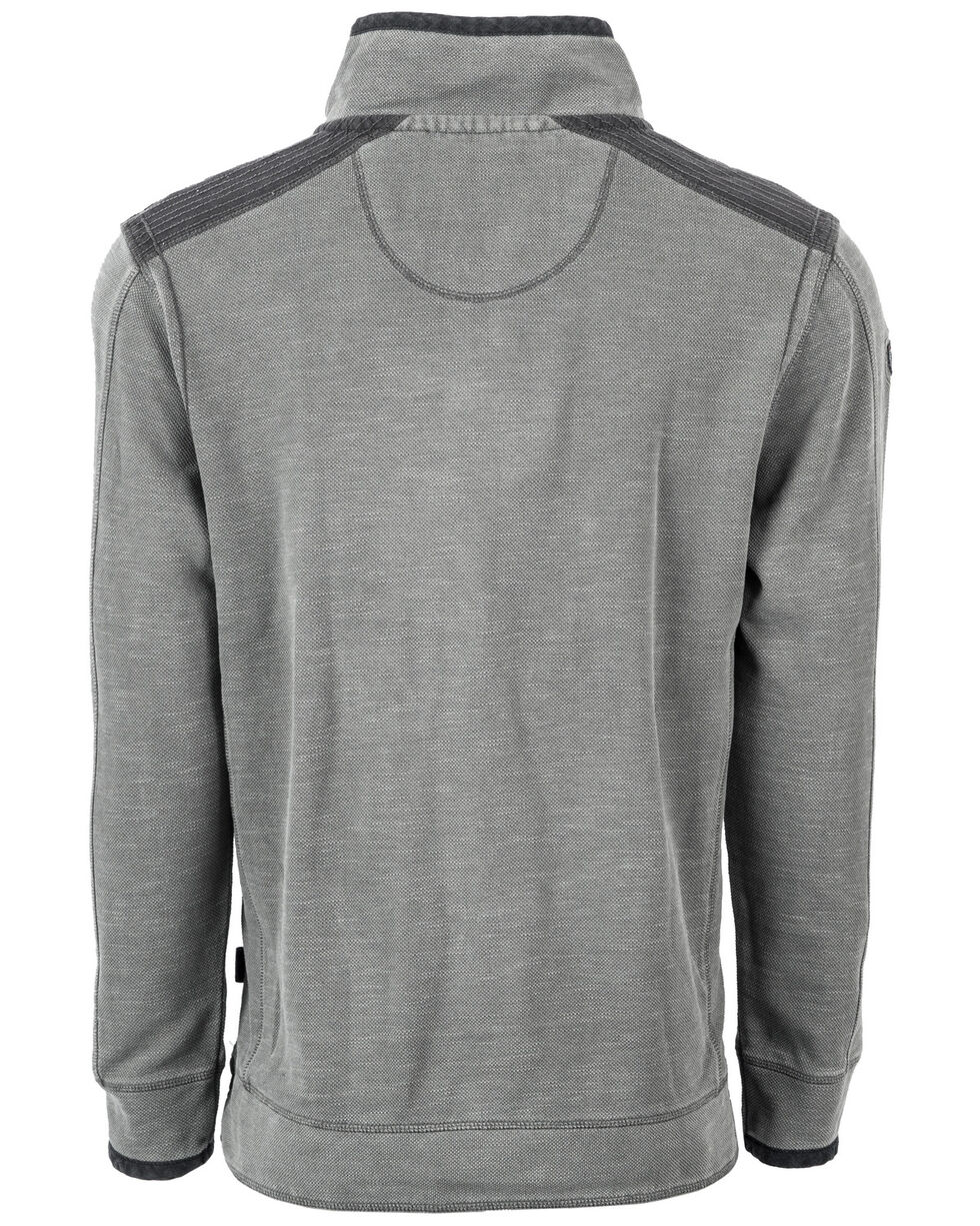 STS Ranchwear Men's Outlander 2 Button Top Pullover , No Color, hi-res