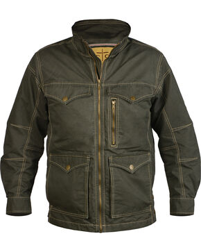 STS Ranchwear The Sundance Jacket - Big & Tall , Green, hi-res