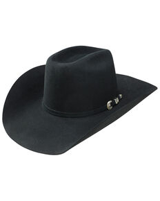 Resistol Men's Mold Breaker Western Hat, Black, hi-res