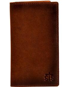 STS Ranchwear Foreman Long Bi-Fold Wallet, Brown, hi-res