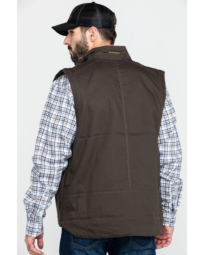 Ariat Men's Rebar Duracanvas Work Vest - Big & Tall , Loden, hi-res