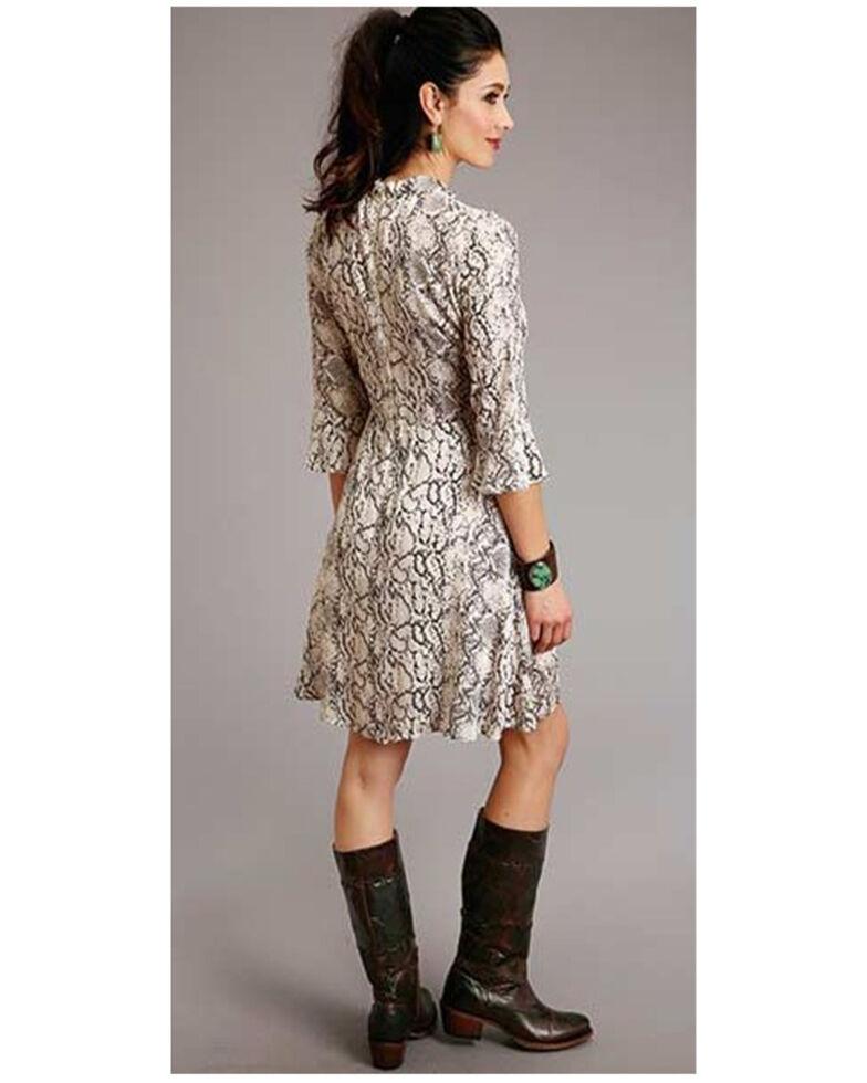 Stetson Women's Snake Print Dress, Multi, hi-res