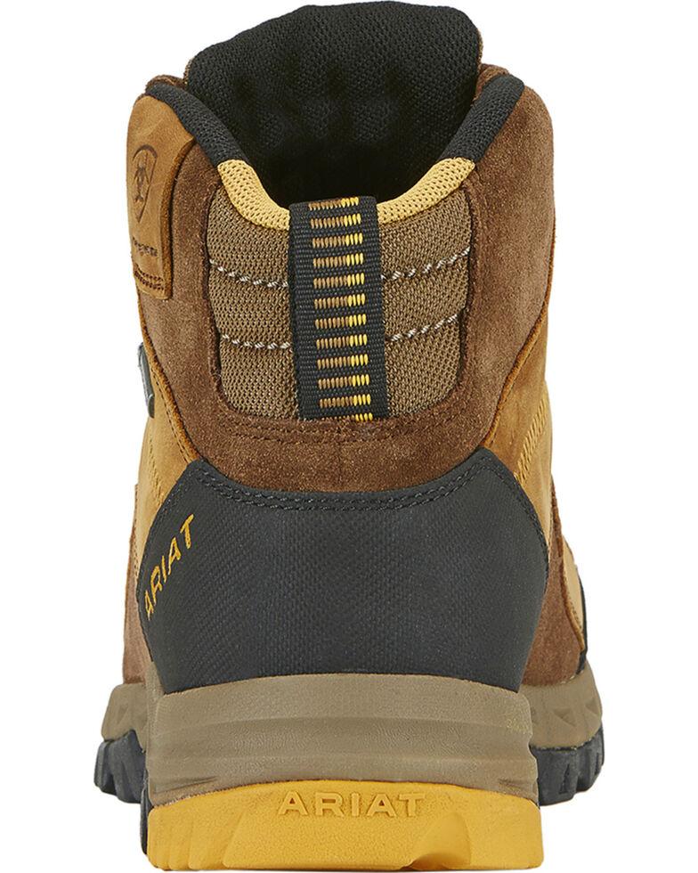 6590509047f Ariat Men's Skyline Mid GTX Frontier Hiking Boots - Round Toe