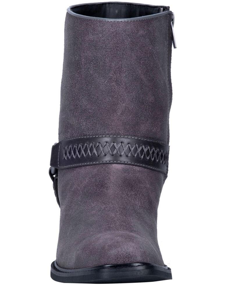 Dingo Men's Butch Western Boots - Round Toe, Grey, hi-res